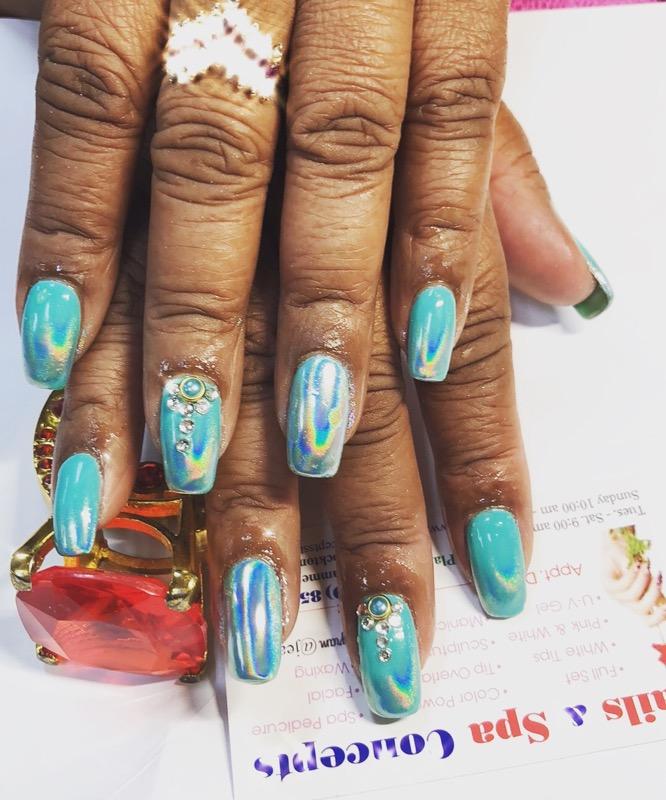 Nails & Spa Concepts - Nail salon in Stockton, CA 95209